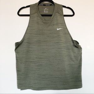 Nike High Neck Athletic Top Size XL